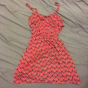 Francesca's sun dress